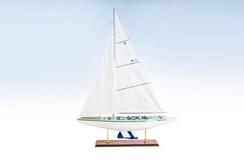 Australia II yacht model 80cm