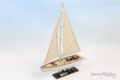Australia II model yacht 40cm
