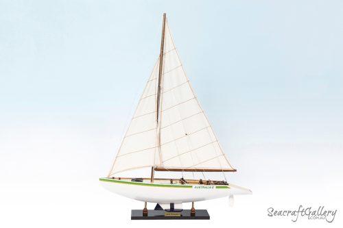 Australia II Model Yacht - 60cm | Australia II Model Sailing Boats for Sale