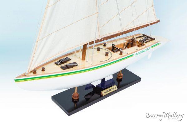 Australia II Model Yacht 60cm