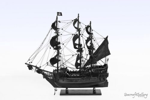 Black Pearl Model Ship for Sale | Seacraft Gallery