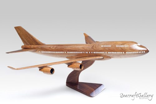 Boeing model aircraft 1