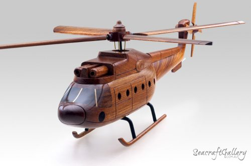 Classic Helicopter Large Model 2