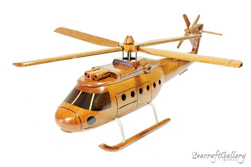 Classic Helicopter Model 2