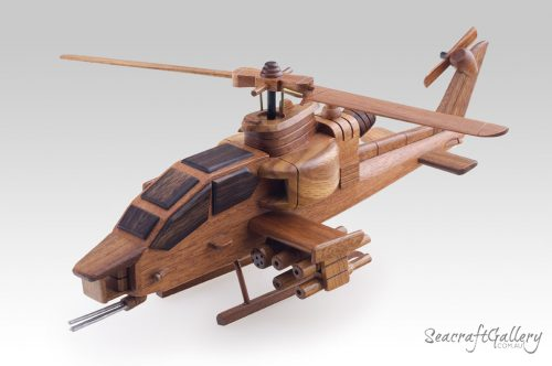 AH-1G Cobra Helicopter Model 1