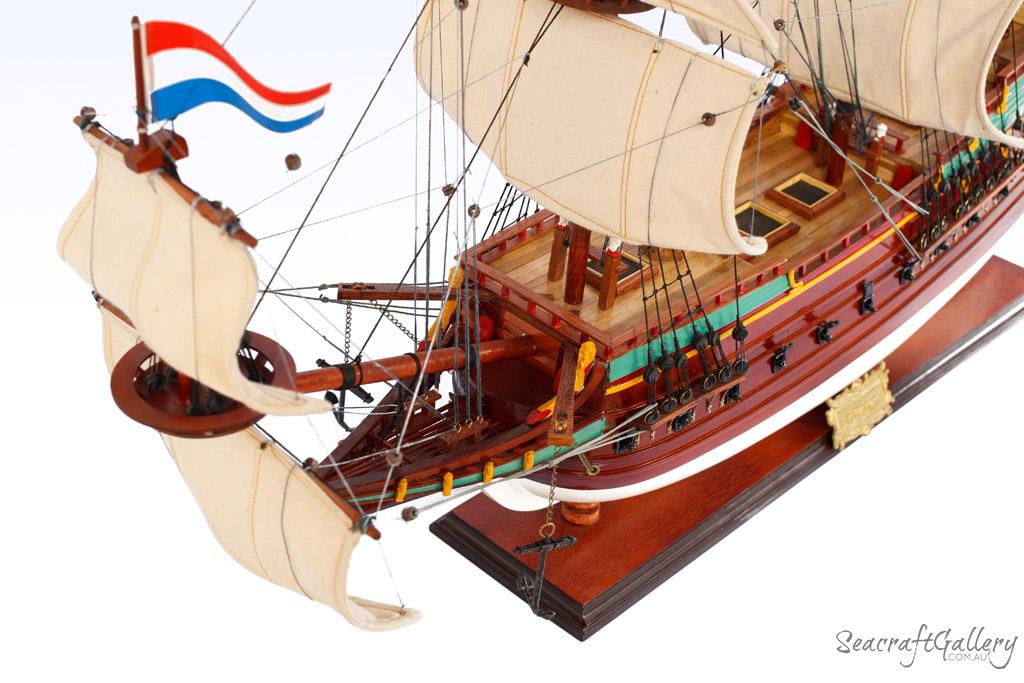 Batavia 95cm Model Ship 6