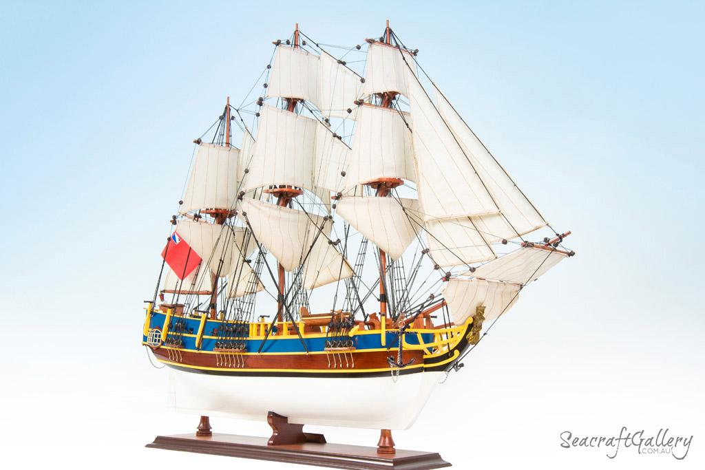HMS Bounty Model Ship 1