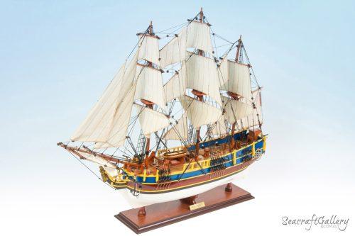 HMS Bounty Model Ship 9
