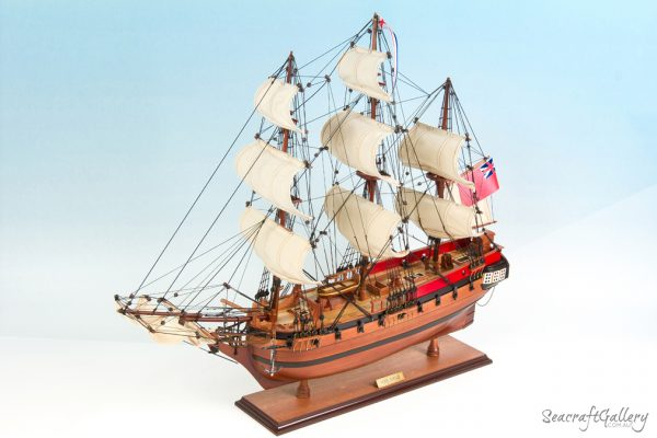 HMS Siriun 75cm Model ship 5