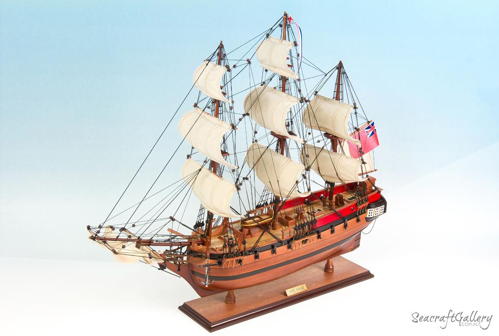 HMS Siriun 75cm Model ship 5
