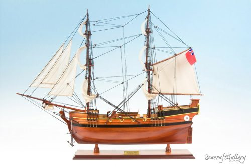 HMS Supply Model ship 10
