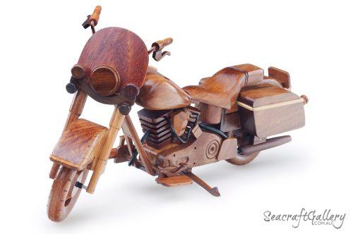 Harley Police model motorbike 2