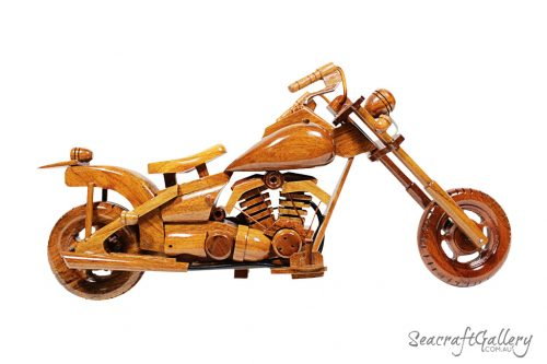 Harley Rocker model motorbike 2