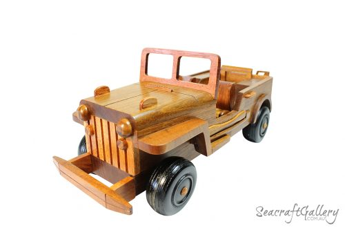 Jeep model car 1
