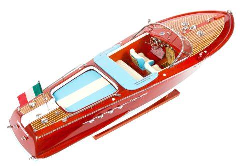 Lamborghini 70cm model boat 6