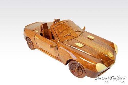 Mercedes model car 3