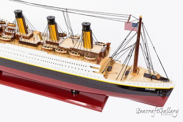 RMS Titanic Model cruise 80cm 2018 (9)
