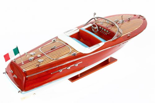 Riva Ariston 50cm model boat 5