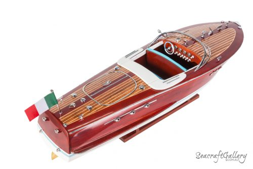 Riva Ariston Model Boat 50cm