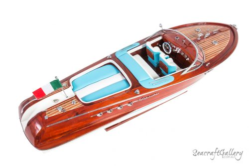 Riva Blue model boats 2019