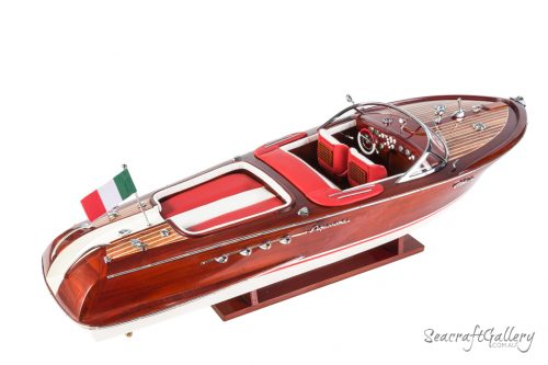 Riva Red 70cm model boats 19