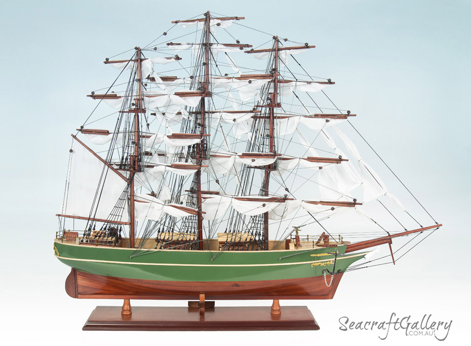 Thermopylae 85cm Model ship 4