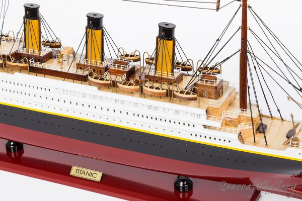 Titanic Model Cruise 80cm 2