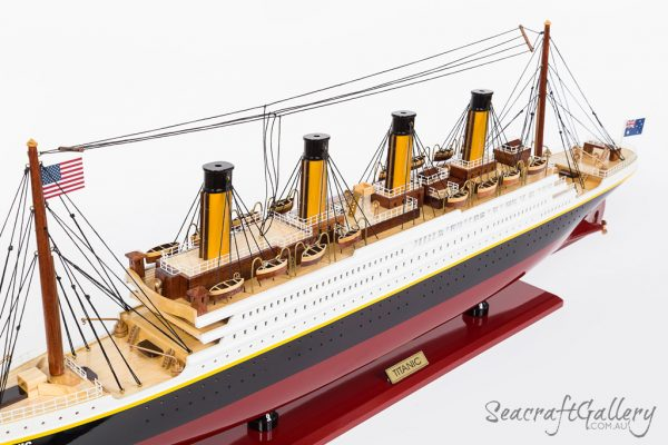 Titanic Model Cruise 80cm 5