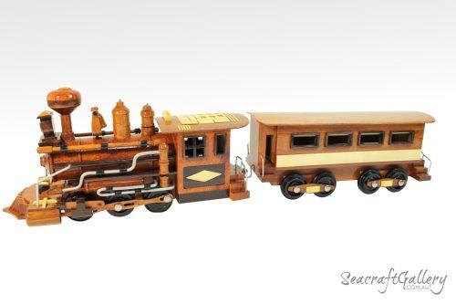 Wooden Model train 1