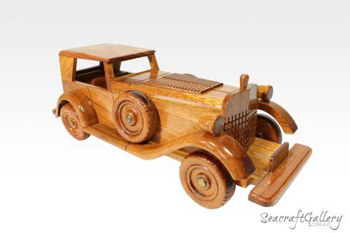 Vintage Model car 4