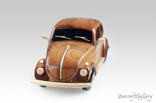 Volkwagen model car 2