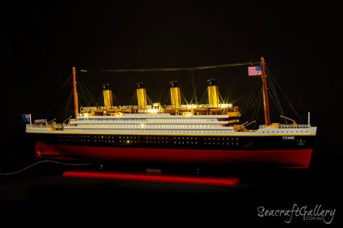 Titanic Model Cruise 80cm 1 lights