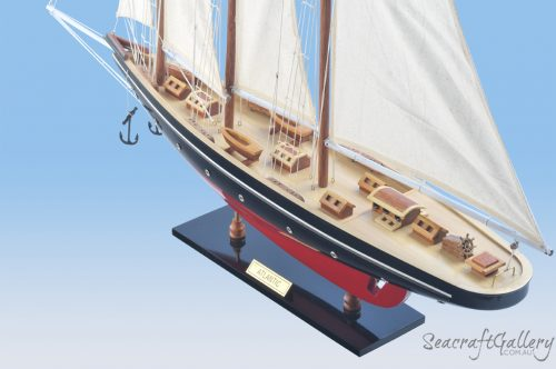 Atlantic model yacht 60cm 2