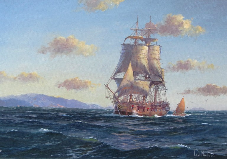 Matthew Flinders (1774 – 1814) & the HMS Investigator