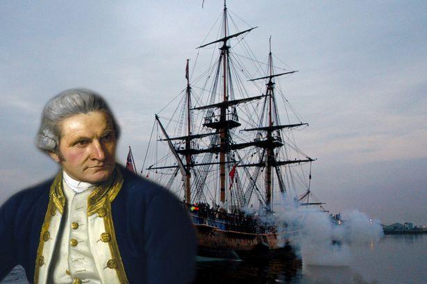 James Cook HMB Endeavour