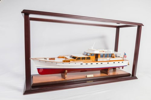 Display cabinet for motor yacht model||Display cabinet for motor yacht model||Display cabinet for motor yacht model||Display cabinet for motor yacht model