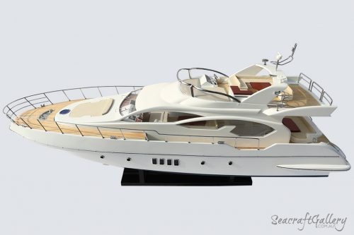 Azimut 70 motor yacht model