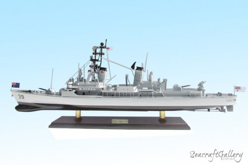 HMAS Hobart D39 Warship Model | Destroyer Models | Seacraft Gallery