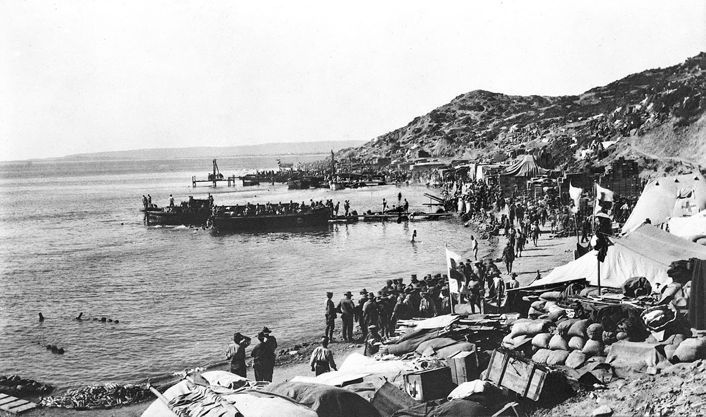 Anzac Day & The Gallipoli Campaign