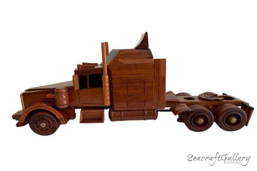 trailer truck model