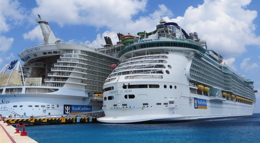 Key facts about two of the most famous cruise ships in the world