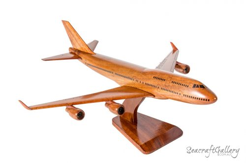 Boeing 747 Aircraft Model