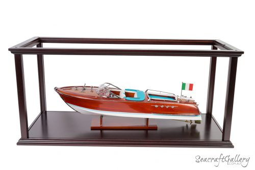Display cabinet boats 70cm