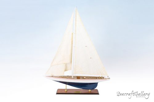 Enterprise model sailing boats | Model Yachts Australia | Seacraft Gallery