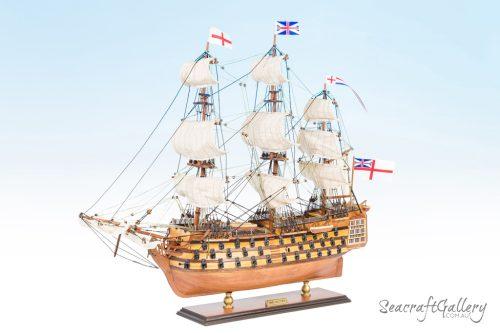 HMS Victory model ship 45cm
