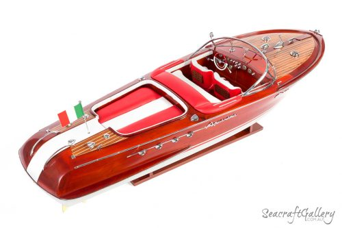 Riva Aquarama Model Boat - 90cm | Riva Wooden Boat Models for Sale