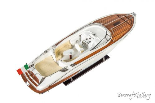 Rivarama White Model boat