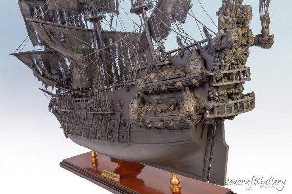 Flying Dutchman model ship