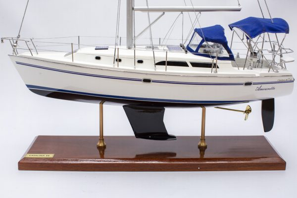 Catalina Modern Yacht Model | Seacraft Gallery