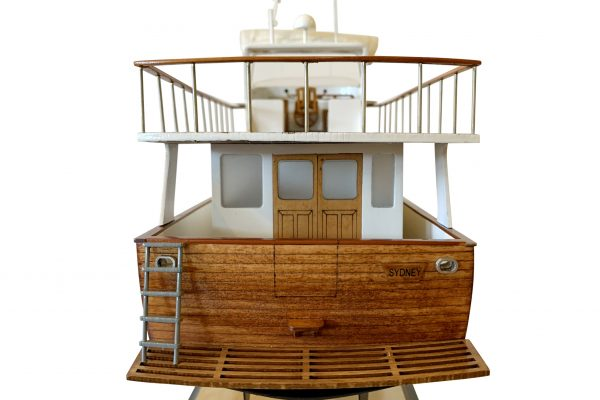 Alexander 50 Mark boat model